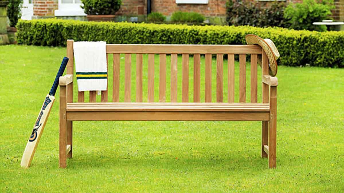 Garden bench garden wood bench wooden bench bench park bench 120 cm 150 cm