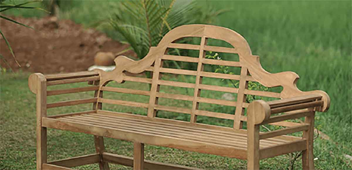 Groovy Garden Bench The Ultimate Care And Maintenance Guide Bralicious Painted Fabric Chair Ideas Braliciousco