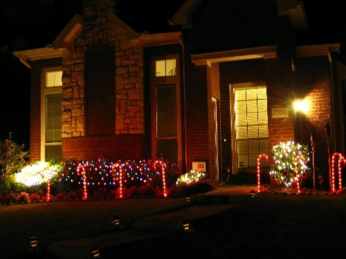 Outdoor decorations