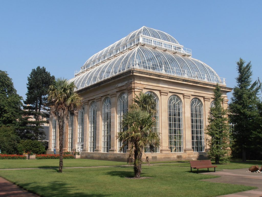 royal botanical garden edinburgh