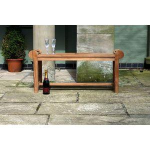 Lutyens Teak Garden Table