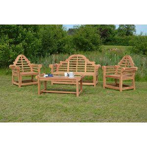 Lutyens bench set