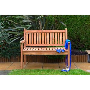 1.2m Westminster Teak Bench