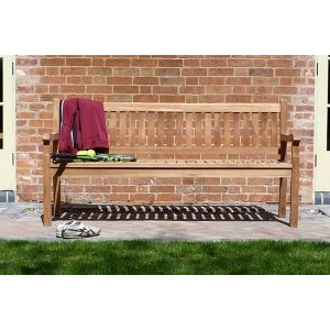 1.8m Westminster Teak Bench
