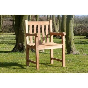 Windsor Teak Garden Chair