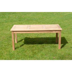 Windsor Teak Garden Coffee Table
