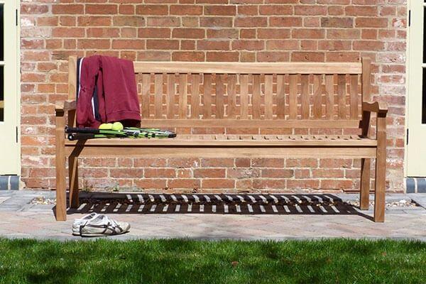 1.8m Westminster Teak Bench