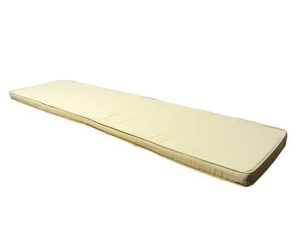 Cream Bench Cushion 2.1m